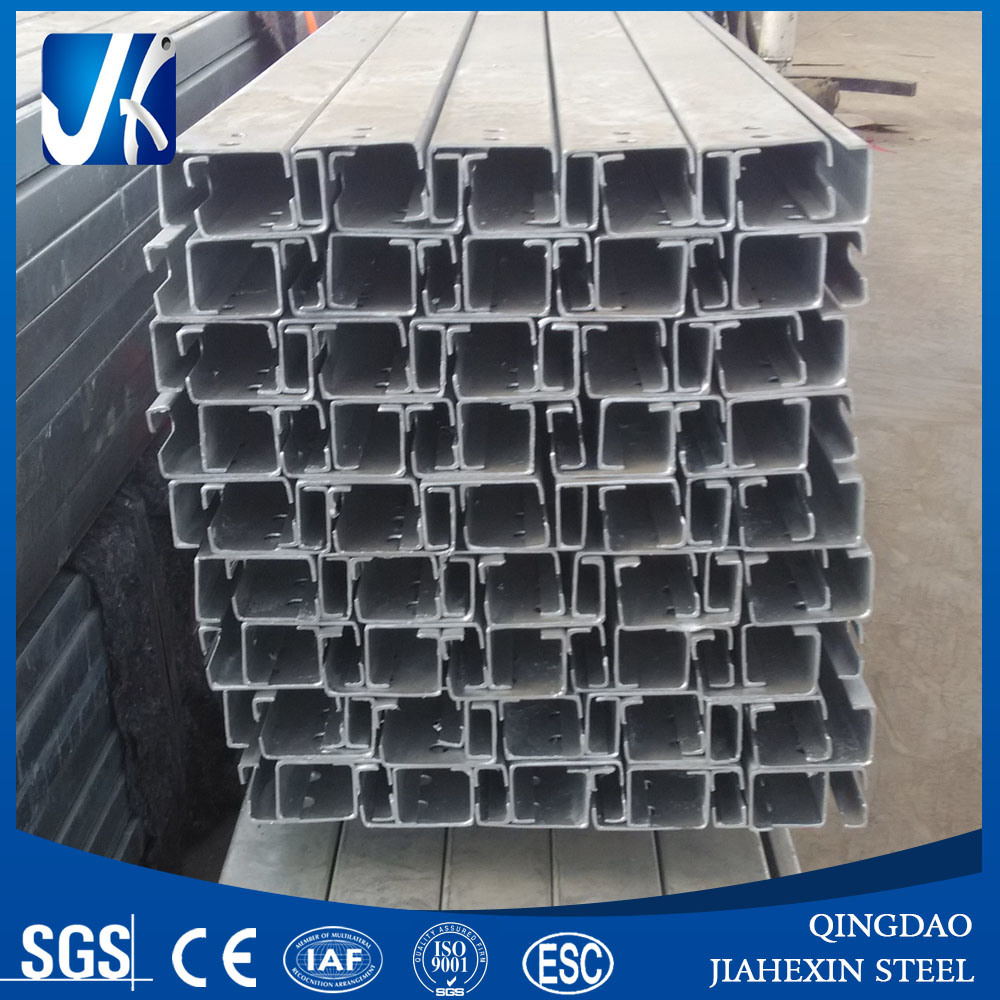 Hot Dipped Galvanize C Purlin for Steel Structure/Solar System