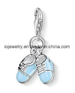 Personal Charm Stainless Steel Cupcake Charm Jewelry