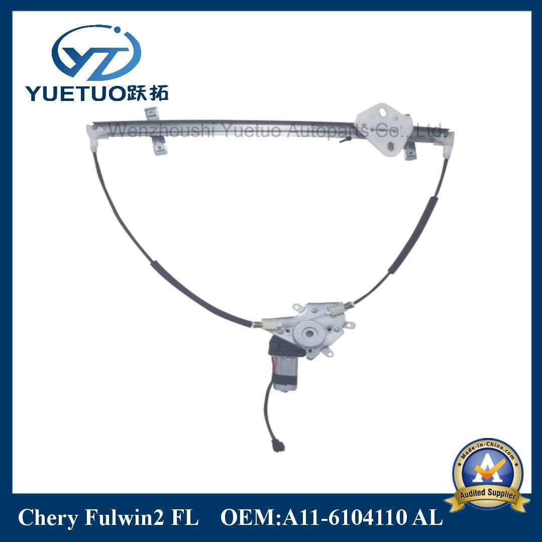 Car Glass Window Regulator for Chery Fulwin2 OEM A11-6104110 Al