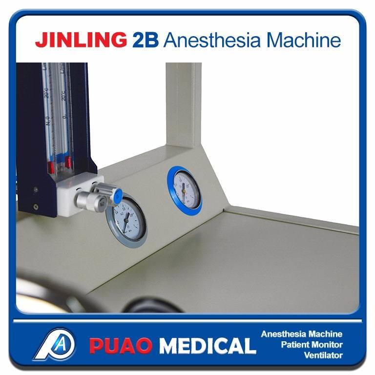 Jinling 2b Anesthesia Machine