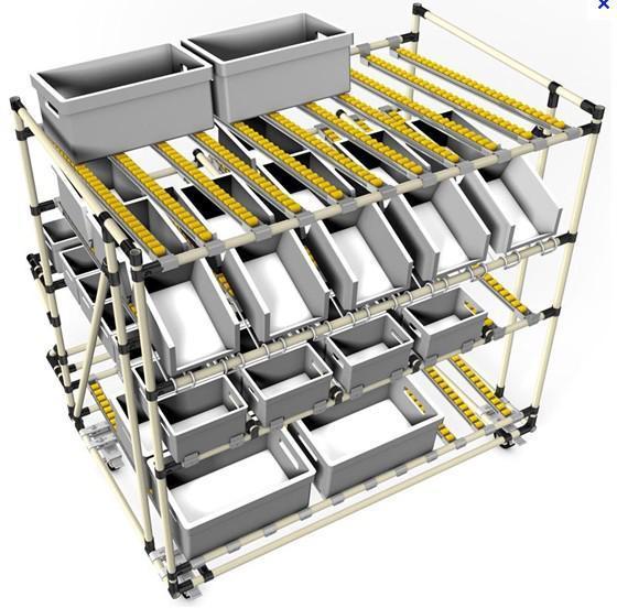 Aluminum Roller Track of 40 Series