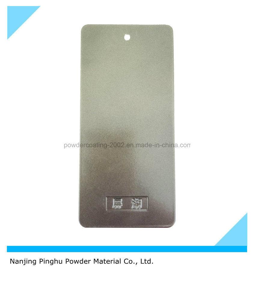 Metallic Powder Coating for Car Paint