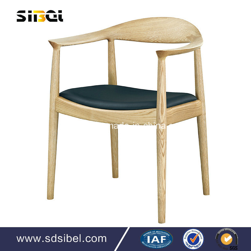 Modern Living Room Hotel Furniture Restaurant Wooden Dining Chair Sbe-CZ0632