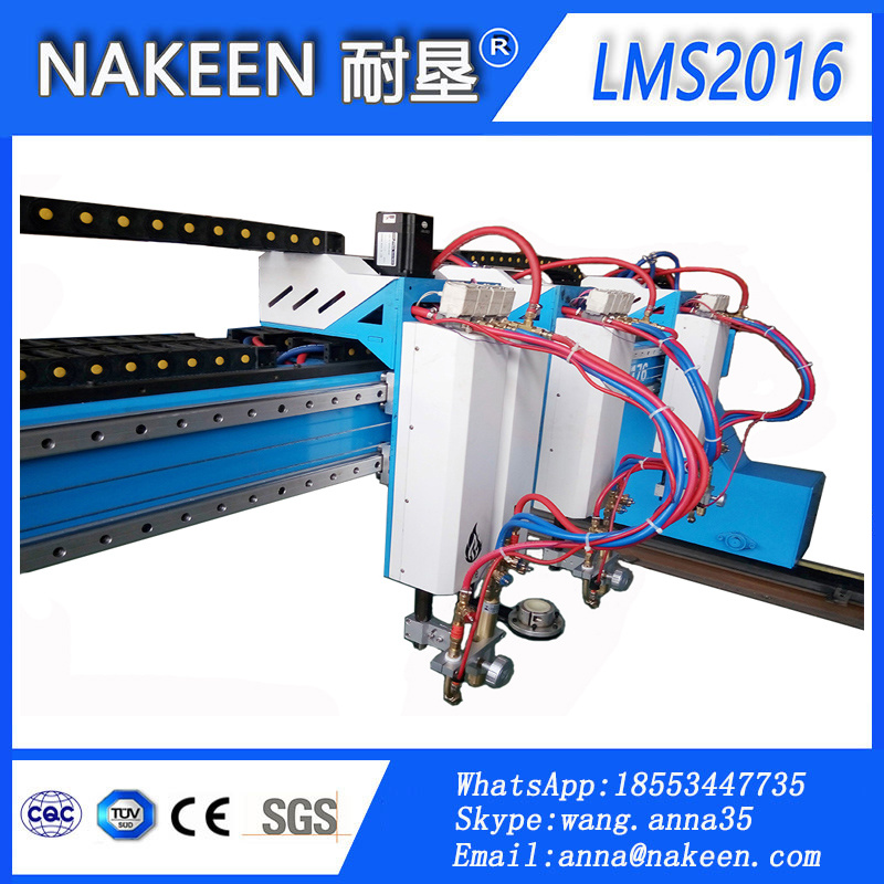Latest Gantry CNC Plasma Cutting Machine From Nakeen