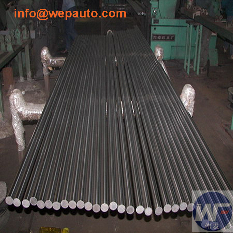 Precision Chrome Plated Steel Linear Shaft, Smooth Optical Axis