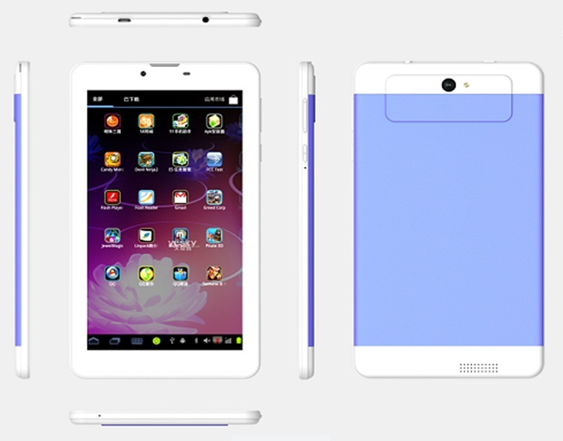 2016 Hot Sale 7′′ Android 3G Phone Tablet PC (MID7305)