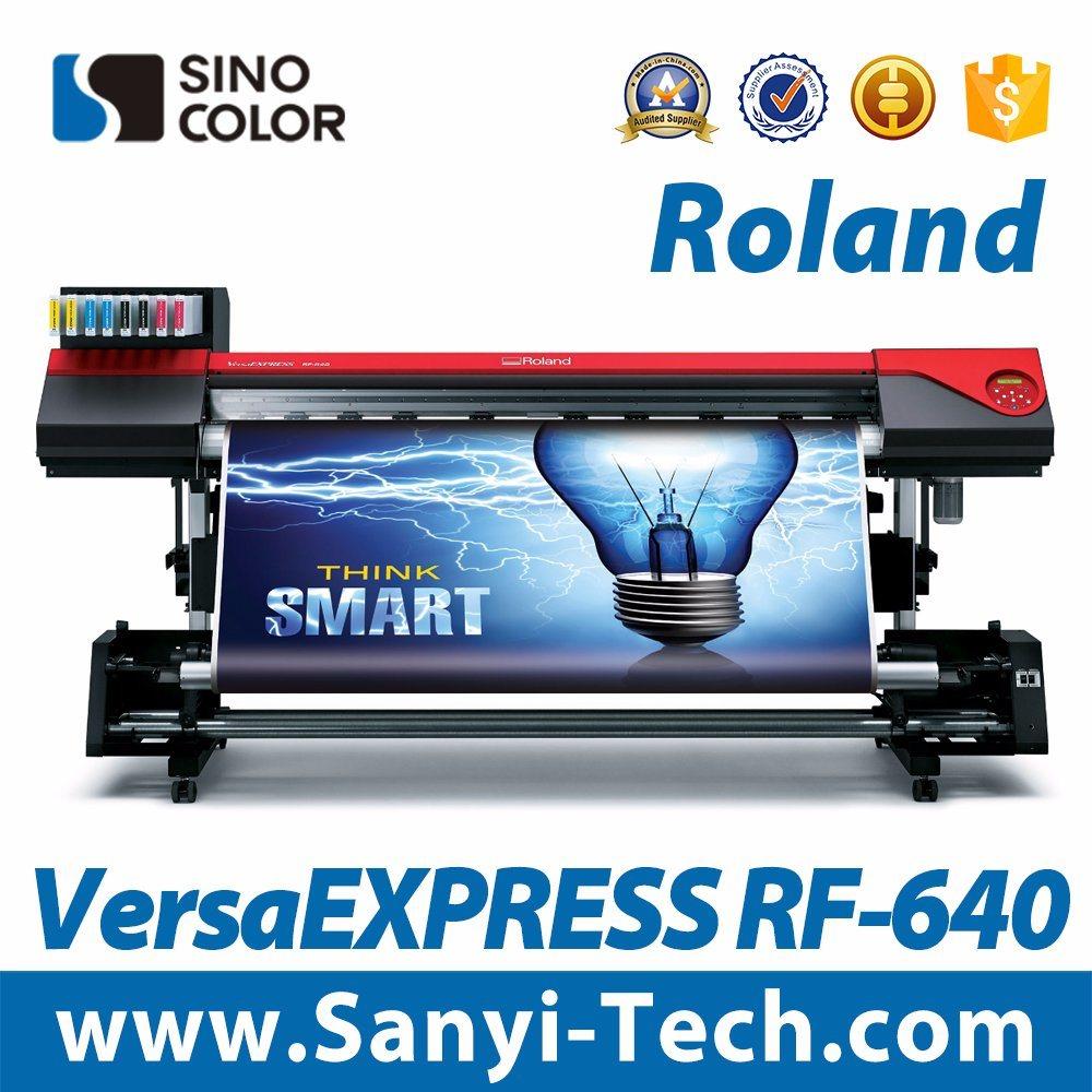 China Trustful Direct Roland Printer, Roland Large Format Printer, Cheap Roland Flatbed Printer, Roland Printer for Sale The Versaexpress RF-640