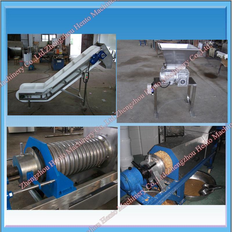 Industrial Juice Extractor Juicer Machine With Double Screws