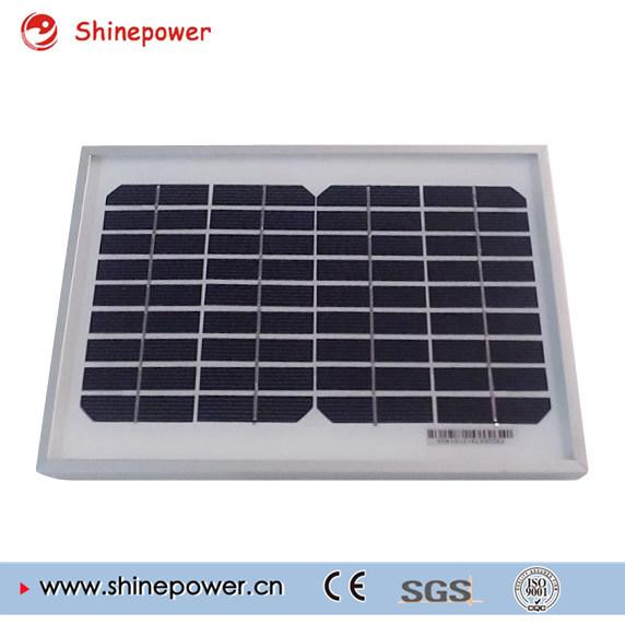 5W Mono-Crystalline Solar Module / Solar Panel / PV Module