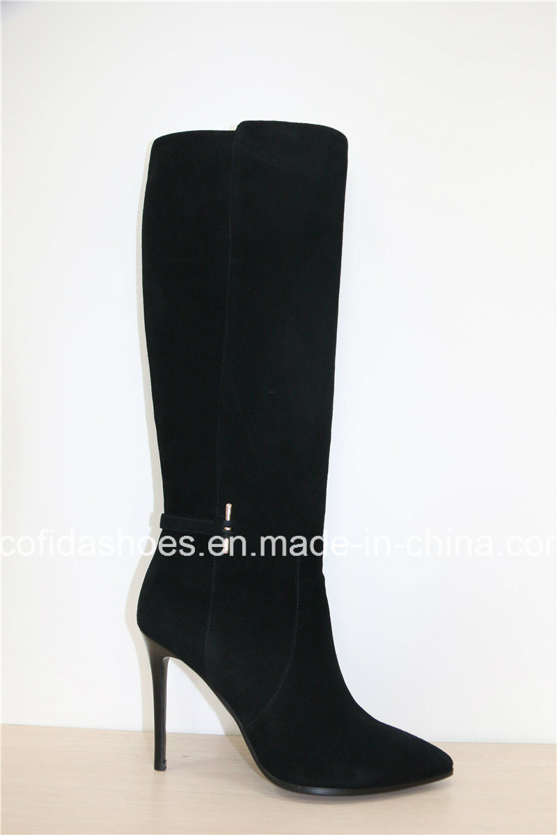 Professional Manufacturer of Sexy Lady Leather Boots