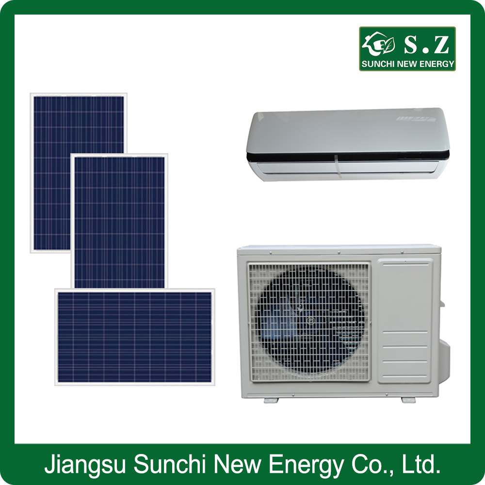 Acdc Home Quiet Solar 50% Saving Fast Installed Air Conditioners