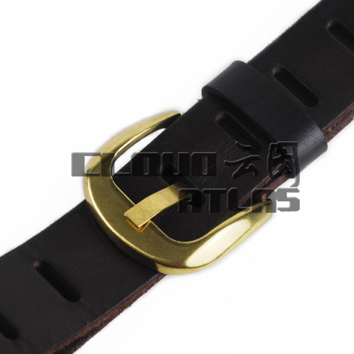 New Fashion Men Top Leather Belt