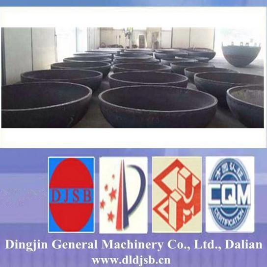 Carbon Steel General Equipment Hemispherical Head