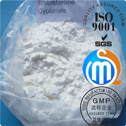 Bodybuilding Hormone Steroid Powder Testosterone Cypionate for Muscle Building