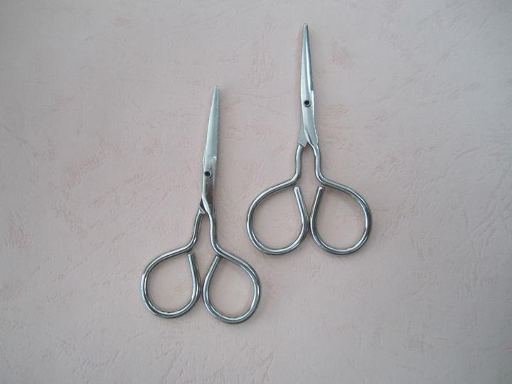 Stainless Steel Bandage Scissors for First Aid Use