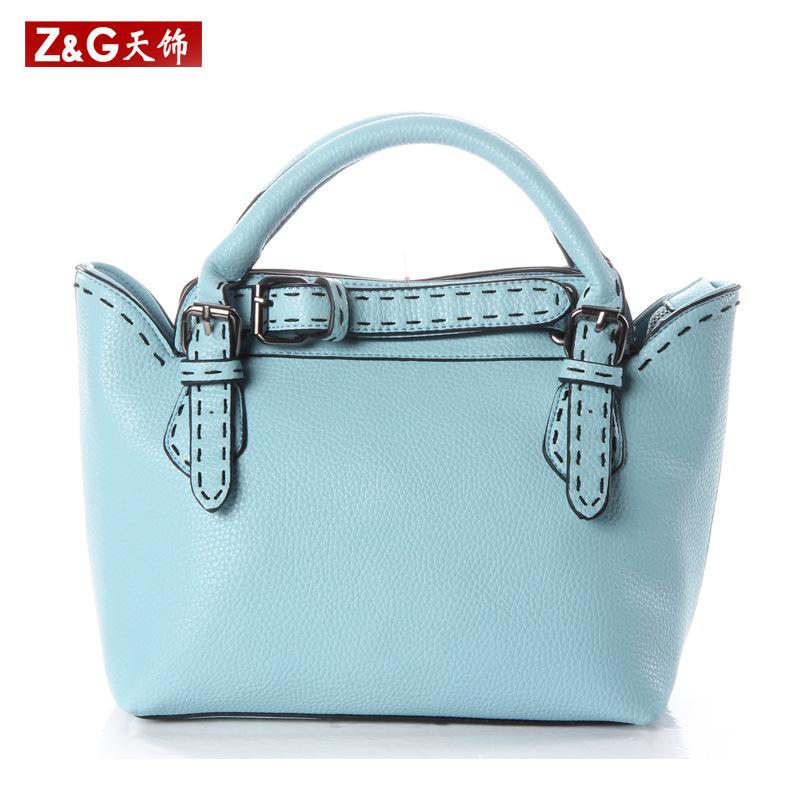 Fashion Desinger Handbags Tote Bag Lady Handgbags (LDB-016)