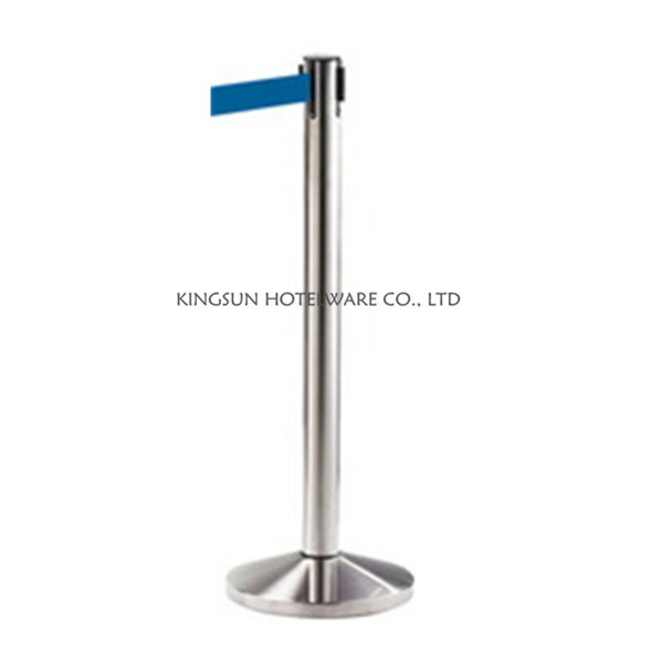 Metal Retractable Belt Barrier for Crowd Place with High Quality