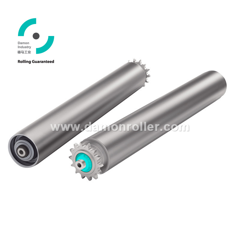 Steel Internal Thread Conveyor Roller (2311/2321)
