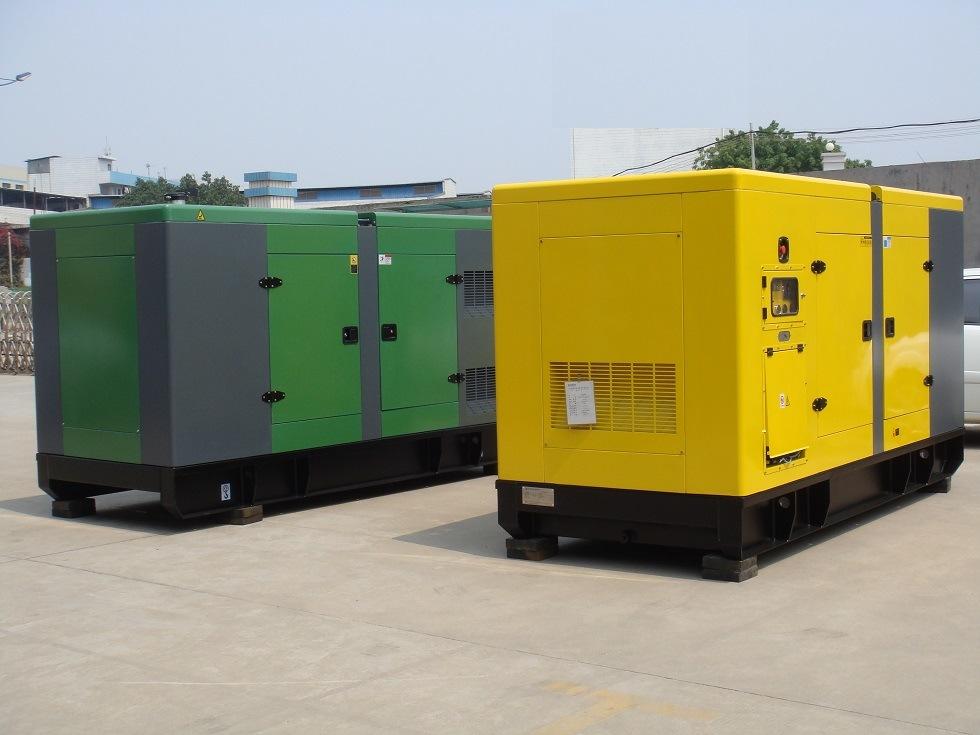 200kVA 160kw Cummins Soundproof Diesel Generator Standby 220kVA 176kw