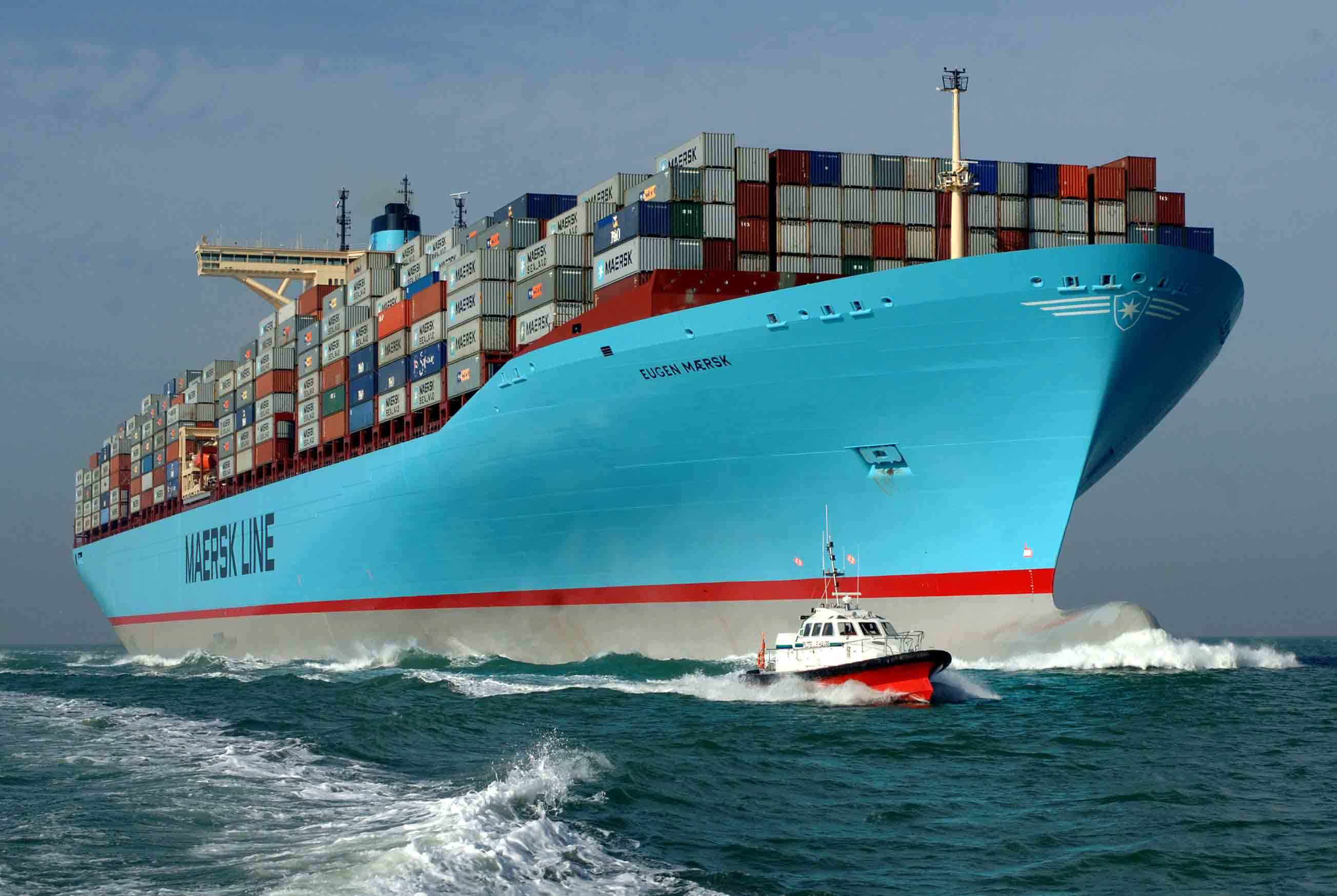 FCL Shipping Service From China to United States and Canada