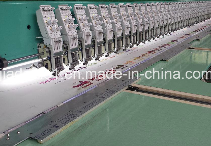 430 Flat Embroidery Machine Body Heavy