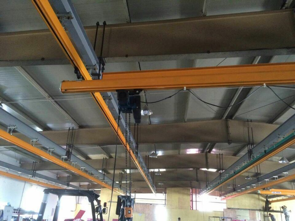 Light Duty Suspension Kbk Crane