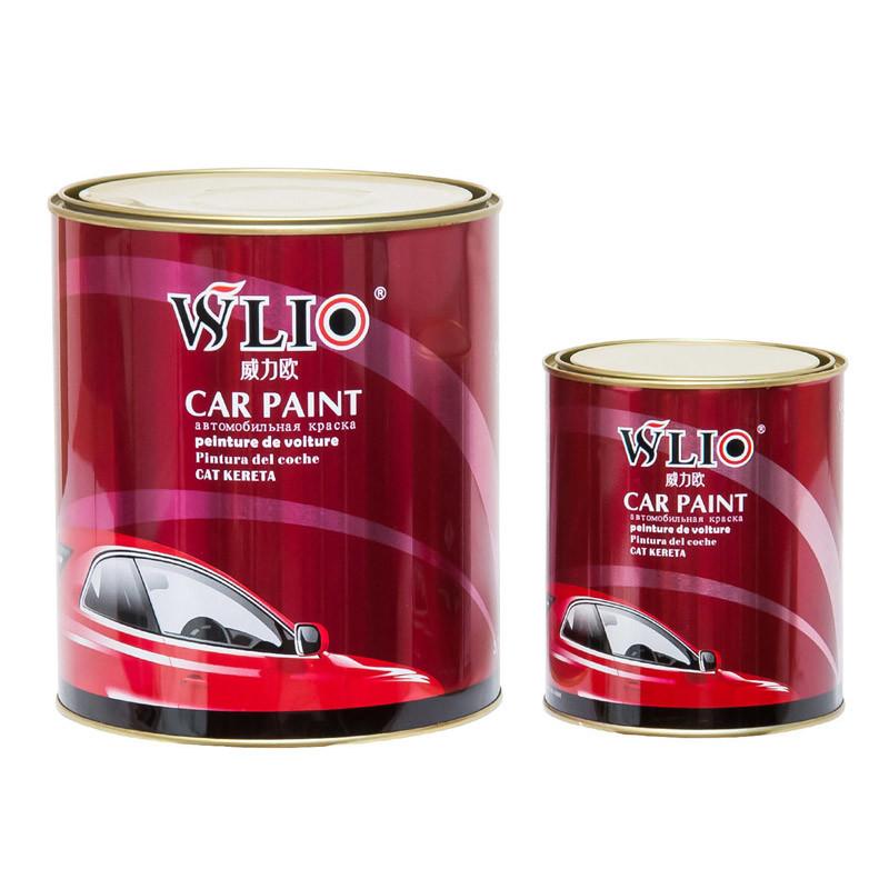 Wlio 1k Basecoat Auto Paint