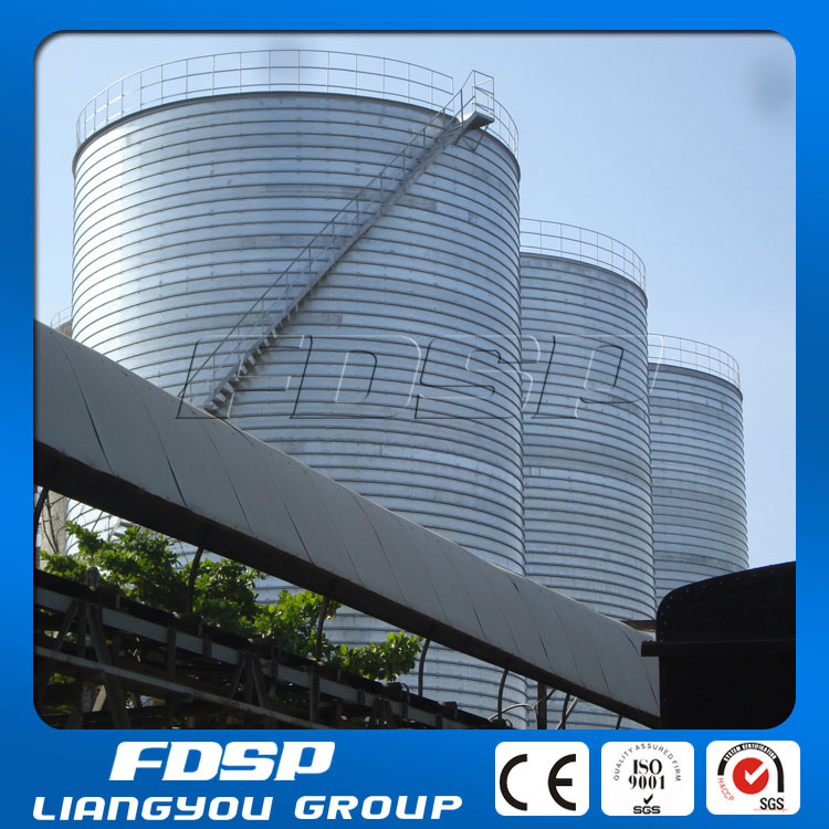 Low Silo Cost Cement Silo Grain Storage Silo for Sale