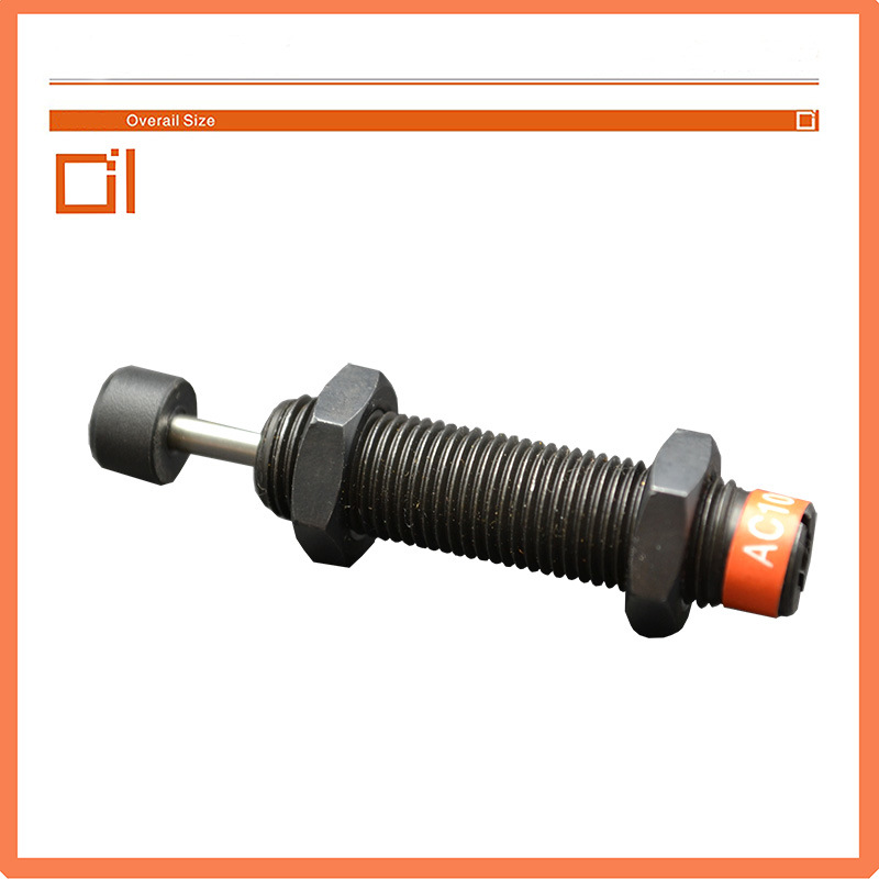 AC0806 Hydraulic Miniature Shock Absorber for Pneumatic Cylinder