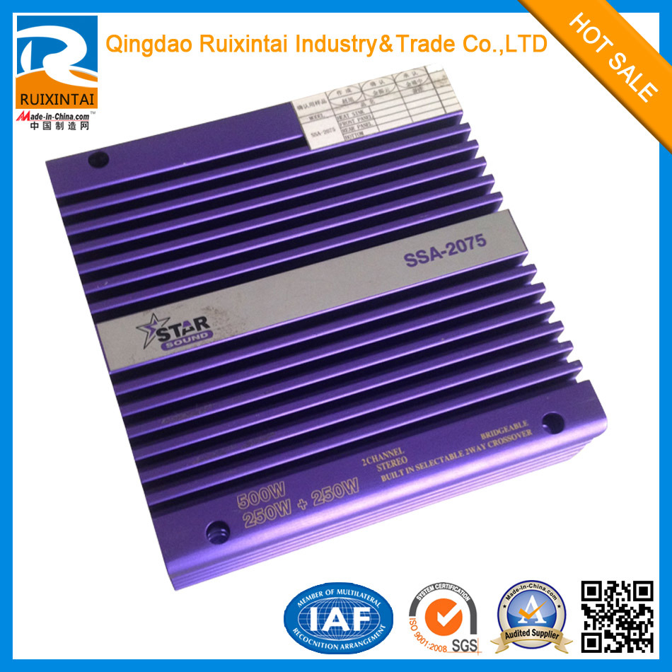 Customized Electronic Radiator Heat Sink