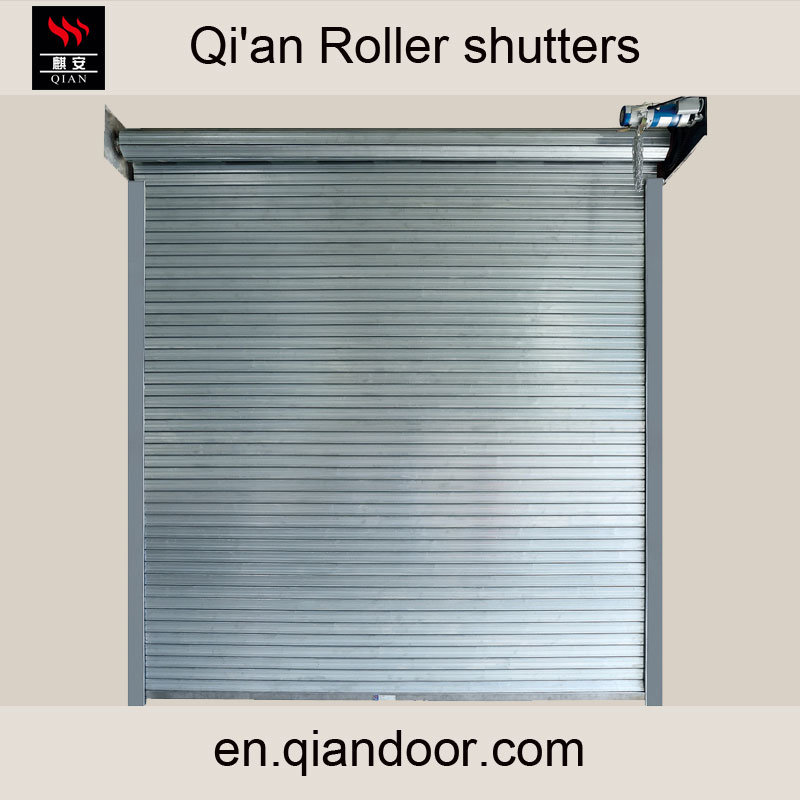 Special-Grade Automatic Steel Fire-Rated Roller Shutter