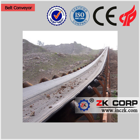Widely Application of Belt Conveyor