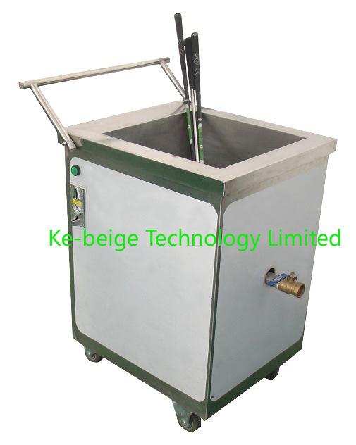 Build in Timer Ultrasonic Golf Club Cleaning Machine Golf Club Cleaner