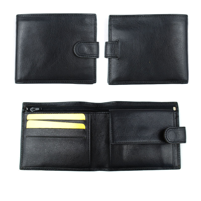 2016 Latest Men Top Leather Wallet
