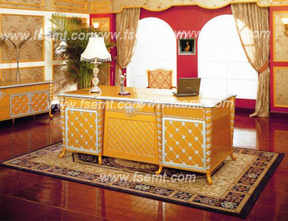 Luxurious Hotel Bedroom Furniture (EMT-D1201)