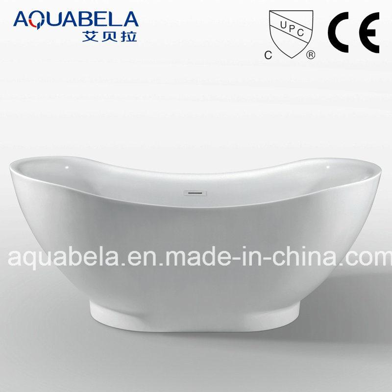 CE/Cupc Acrylic Whirlpool & Jacuzzi Bathroom Bath Tub Bathtub
