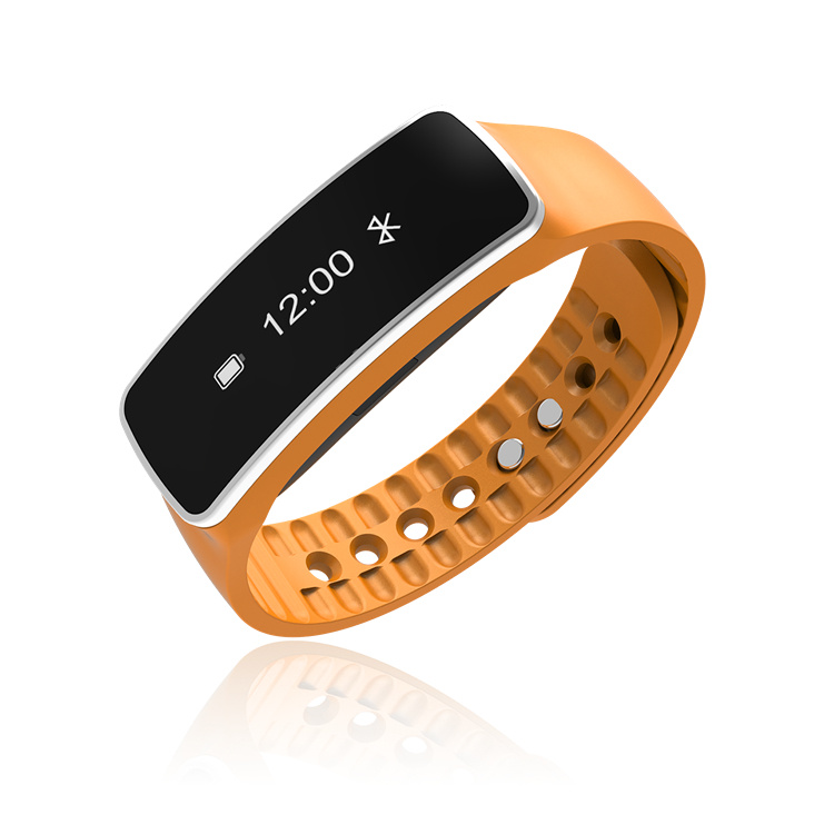 Custom Logo Wearable Sport Smartband