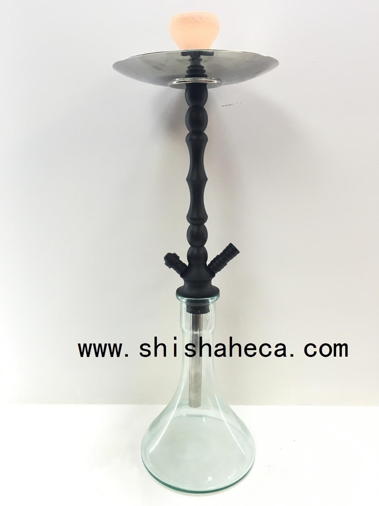 Wholesale Good Quality Aluminium Shisha Nargile Smoking Pipe Hookah