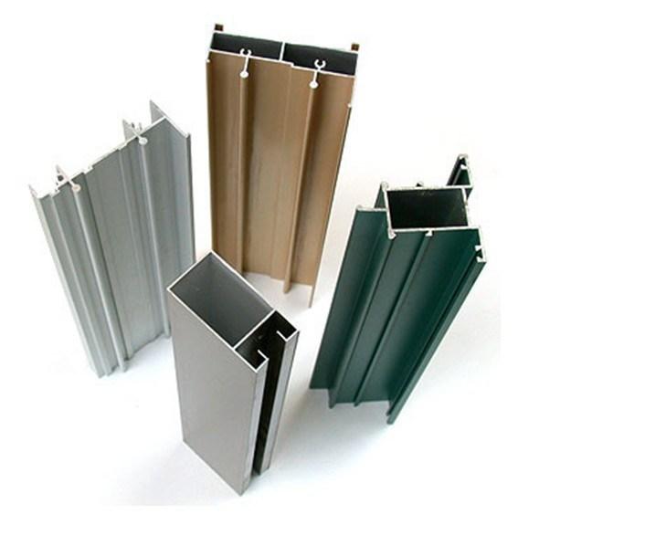 Popular Product Aluminum Extruded Profiles