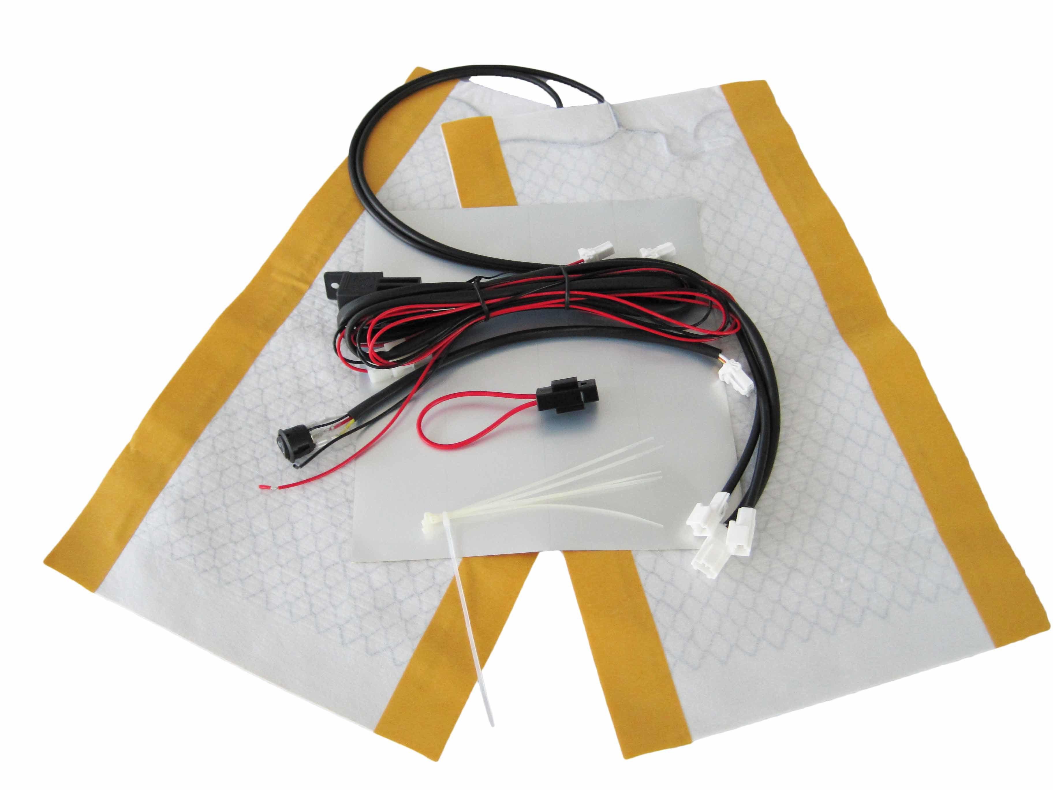 Whl-Xh-02 12V Carbon Fiber Seat Heater