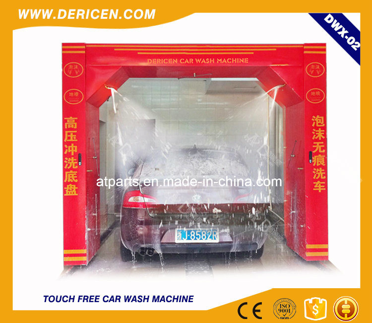 Dericen Dwx2 Hot Sale High Pressure Car Washer with Three Years Warranty