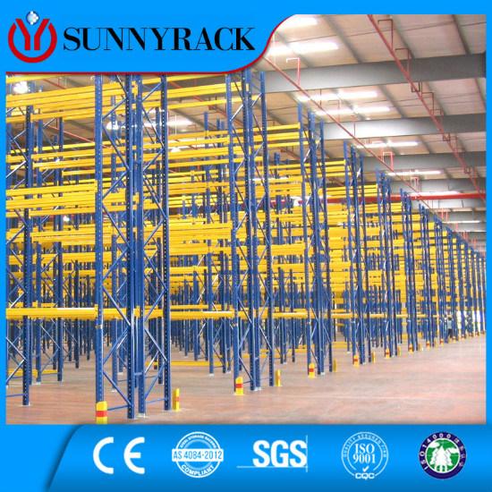 Customized 5 Years Quality Guarantee Warehouse Metal Storage Shelving