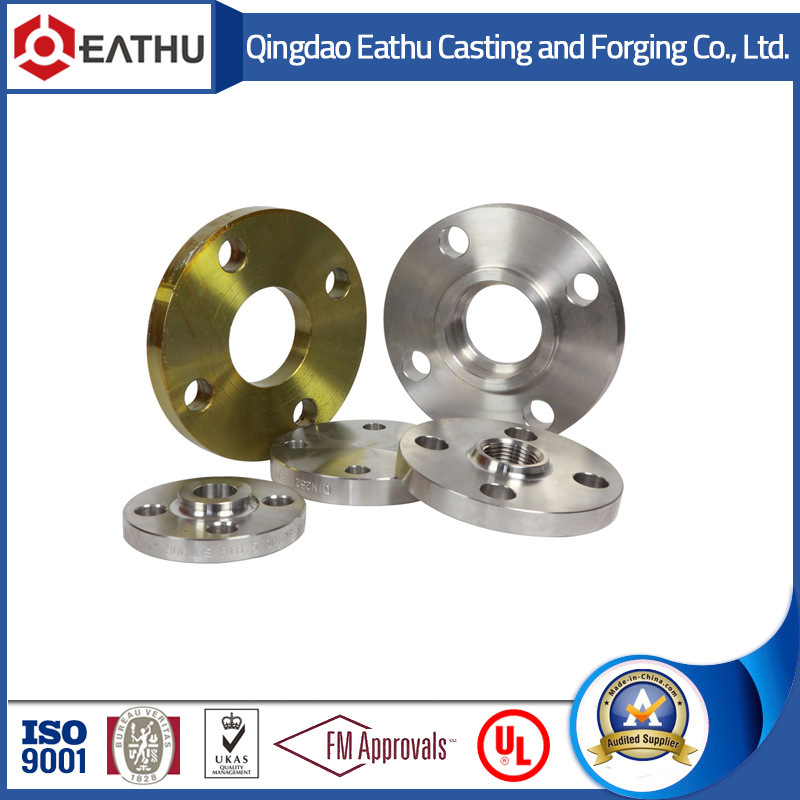ASME/ANSI B16.5 Forged Steel Flanges, Slip on Flange