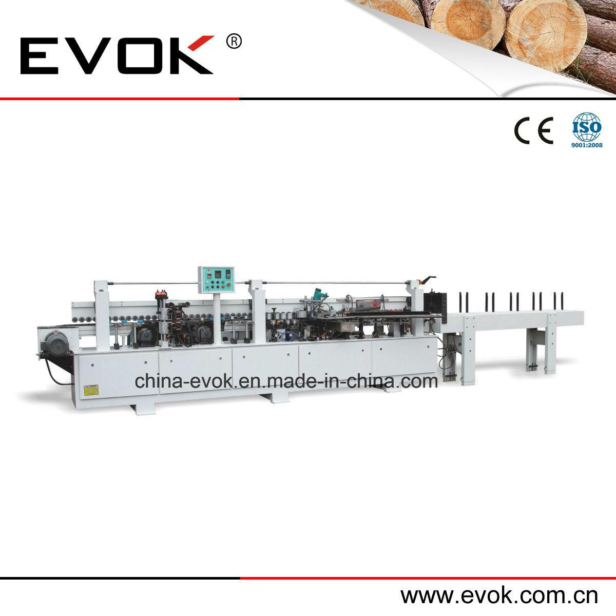 Automatic Wood Door Linear Edge Banding Machine Tc-60mt