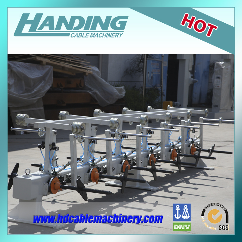 Pay off Machine Series for Wire Manufacture