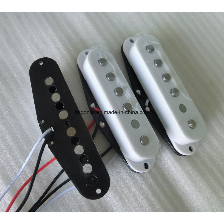 Wholesale OEM AlNiCo 5 Single Coil Strat Guitar Pickup