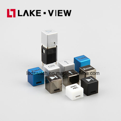 Illuminated Tatile Switch with Super Bright LED of Single, Dual or RGB Colors Available.