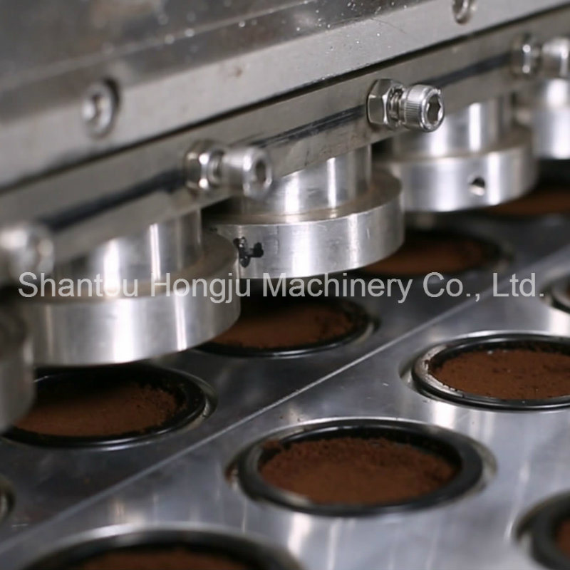 Automatic Cup Filling and Sealing Machine for Coffee
