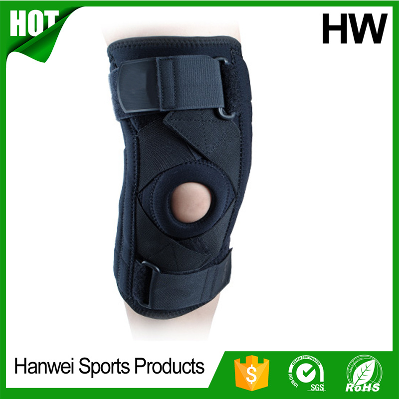 Neoprene Open Patella Knee Brace Support (HW-KS028)