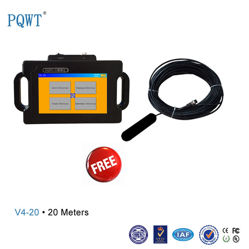 Equipment Multifunction Underground Cavity Detector for 20m